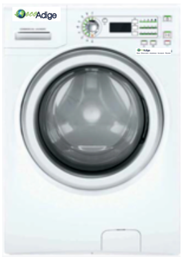 "Lavatrice ""Whirlpool Commercial Laundry"" Kg 12 - ecoAdige"